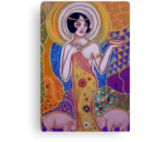 Circe offering her potion Canvas Print