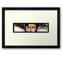 Many Maxes #2 Framed Print
