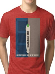 Most Versatile Tool in the Universe Tri-blend T-Shirt