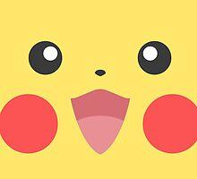 Pikachu by FairytalePond
