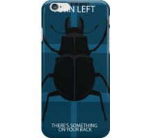 There's Something On Your Back iPhone Case/Skin