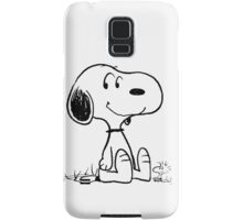 Snoopy Cool Samsung Galaxy Case/Skin