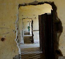 The hallways by Matt Bishop