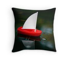 Born sailor Throw Pillow