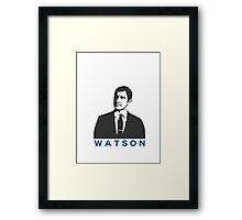 John H. Watson Framed Print
