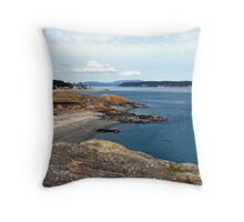 Cattle Point One Throw Pillow