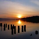 Anacortes Sunrise Two by Rick Lawler