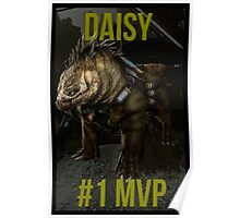 Evolve - Daisy Poster