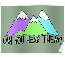 Can You Hear Them? Poster