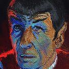 Mr. Spock by CaptMummy