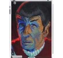 Mr. Spock iPad Case/Skin