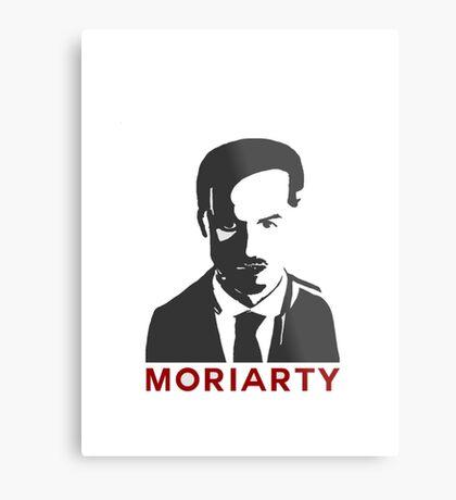 Jim Moriarty Metal Print