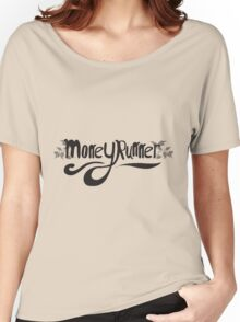Moneyrunner T-shirt 6 Women's Relaxed Fit T-Shirt