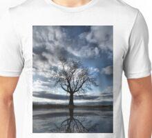 Wintering Oak Tree Unisex T-Shirt