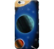Atoms iPhone Case/Skin