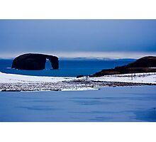 Dore Holm, Eshaness, Shetland Islands, Scotland Photographic Print