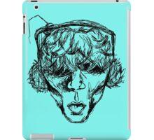 Can You Hear Me? iPad Case/Skin