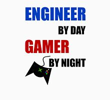 Engineer By Day Gamer By Night Unisex T-Shirt