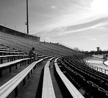 Doyt Perry Stadium BGSU by Jeffrey  Snowden