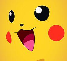 Pikachu  by ZachLeon