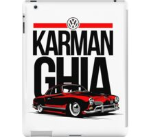 Karman Ghia iPad Case/Skin