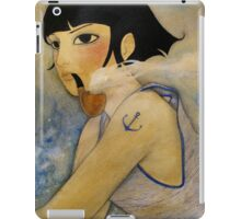 But she wanted to be a sailor iPad Case/Skin