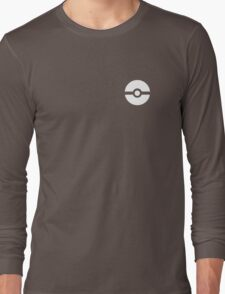 Pokeball Logo Long Sleeve T-Shirt