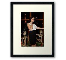 Dress Up #2 Framed Print
