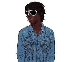 Chief Keef by abidkhan0121