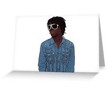 Chief Keef Greeting Card