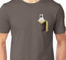 Jouerney: White Travel size Traveler Unisex T-Shirt