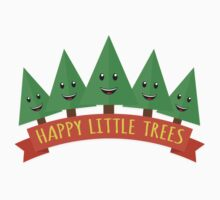 Happy Little Trees Kids Clothes