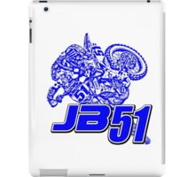 JB51bike iPad Case/Skin