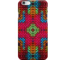 Knitter 3 iPhone Case/Skin