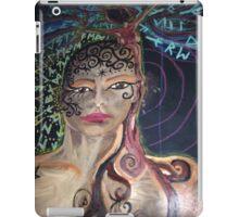 Giai scrying  iPad Case/Skin