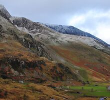 Snowdonia National Park by Barnaby Murphy