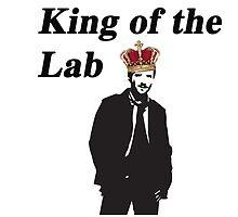 Hodgin's - Bones King of the lab by Holngaz