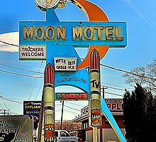 MOON MOTEL by The Beard