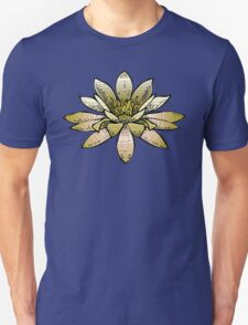 Yellow waterlily T-Shirt