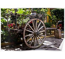 One Horse Wagon Poster