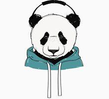 Panda Hipster Unisex T-Shirt