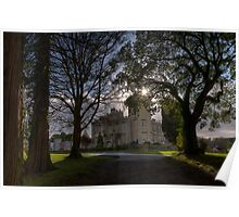 Dromoland Castle Hotel, County Clare, Ireland Poster