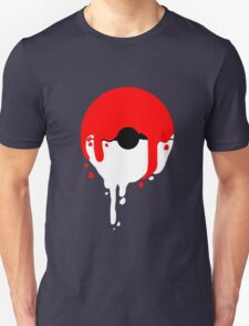 Pokeball Melt Unisex T-Shirt
