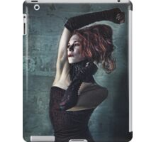 Grunge Moll iPad Case/Skin