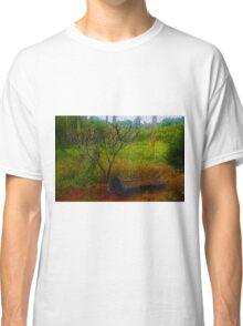 Gray Grave Classic T-Shirt