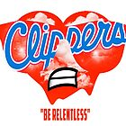 "Clippers ""Be Relentless"" by Darryl Pickett"