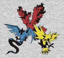 Legendary Birds Kids Tee