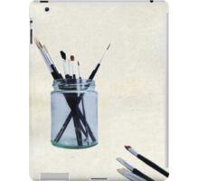 Blank Canvas | Black iPad Case/Skin