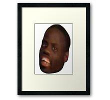 Deez Nuts Got 'Em!  Framed Print