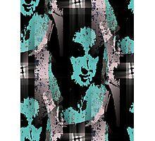Plaid Mary Photographic Print
